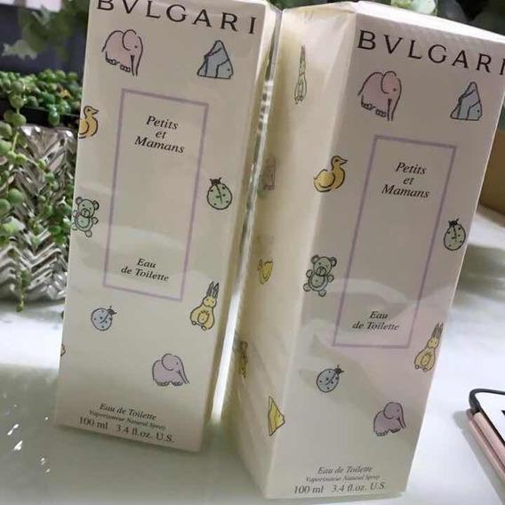 Perfume Bvlgari Pétit Et Mamans 100ml