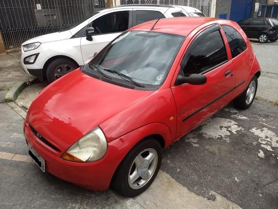 Ford Ka Image 1.0 1999 Direção Hidraulica