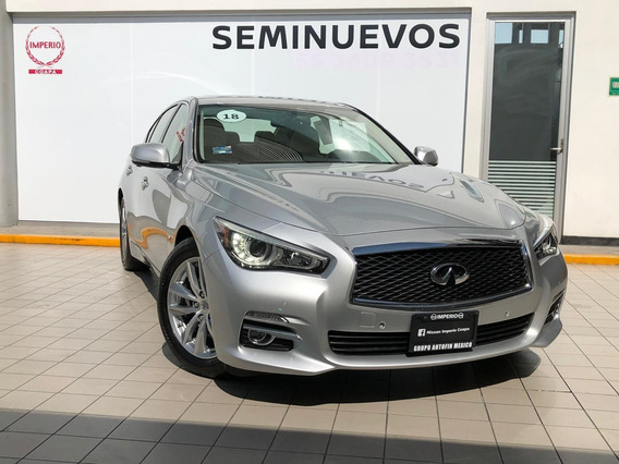 Infiniti Q50 3.5 Perfection Automatico Rwd 2018 ¡¡demo!