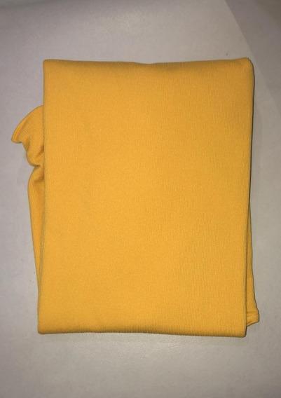 Camiseta Termica Polera Manga Larga Lisa Silvana Cal19