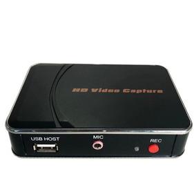 Gravador De Vídeo Alta Definição Hdmi 1080p Hd Game Capture