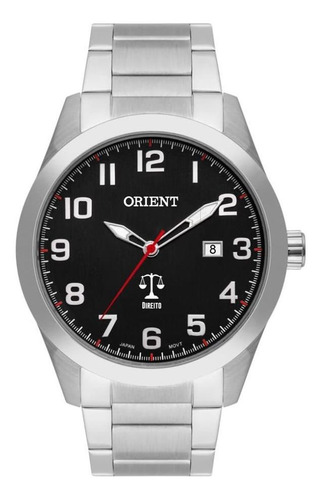 Relógio Orient Masculino Mbss1360 Fd01p2sx Formatura Direito