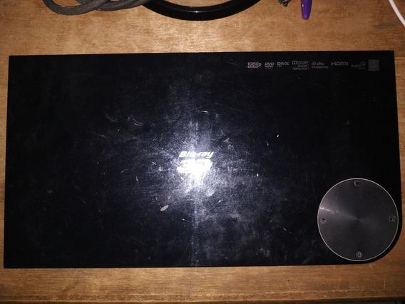 Gabinete Carcaça Blu Ray Samsung Bd-f5500 C Botão Menu Touch