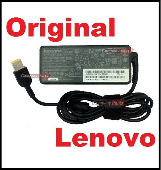 Fonte Carregador Notebook Lenovo G400s 20v 3,25a Original