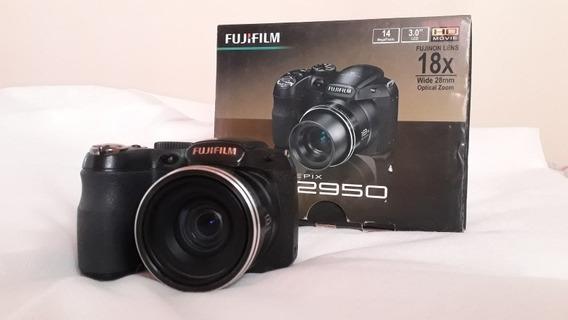 Cámara Fujifilm Finepix S2950