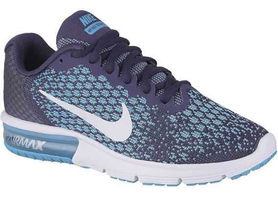 Tenis Nike Air Max Sequent 2 (852465-500)