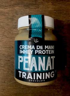 Crema De Maní Whey Protein Sabor Chocolate X 380gr