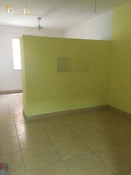 Kitnet Com 1 Dormitório À Venda, 33 M² Por R$ 105.000 - Tupi - Praia Grande/sp - Kn0270