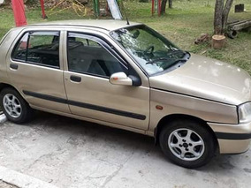 ¡¡¡¡económico!!! Se Vende Buen Carro Renault Clio Rt Mod. 97