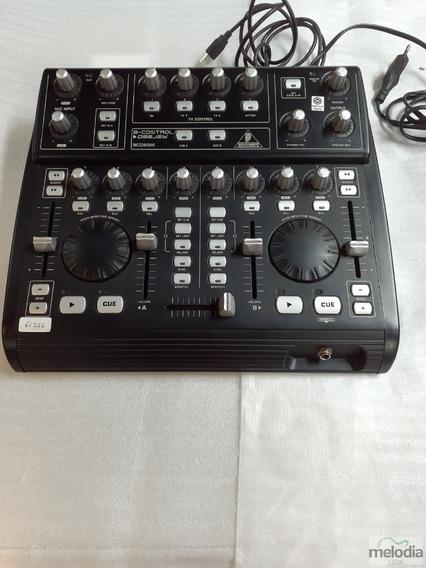Controlador Behringer Dj Bcd3000 - Somos Loja
