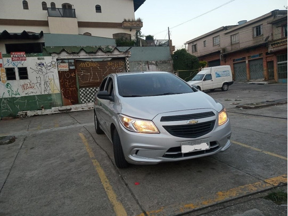 Onix Joy 21.500m Prata Uber - Vendo Ou Passo Financiamento