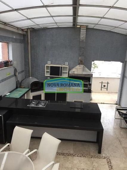 Cobertura Residencial Para Venda E Locação, Perdizes, São Paulo - Co0034. - 3321