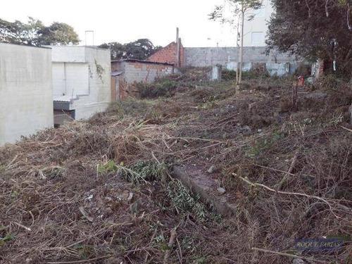 Terreno Residencial À Venda, Parque Continental, São Paulo - Te0034. - Te0034