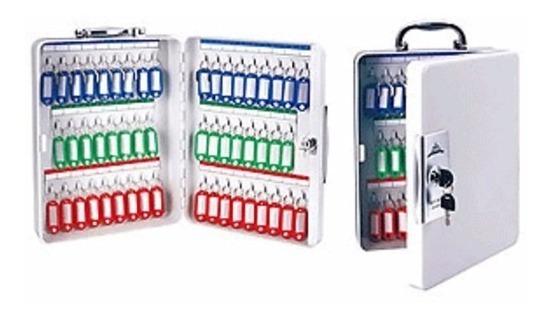 Caja Organizadora Para 52 Llaveros