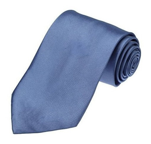 Imagen 1 de 5 de Dan Smith Daa3e01t Lujo Corbata Lazo Azul Microfibra Sólid