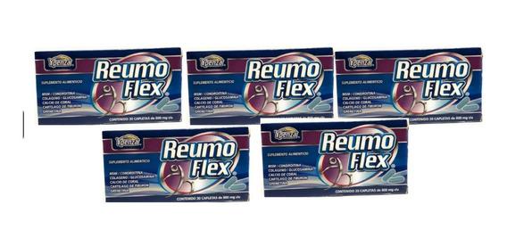 Reumo Flex Ypenza 30 Capletas (5 Cajas) Envio Full