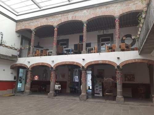 Renta De Local De 128m2 Para Giro De Alimentos O Servicios! En Plaza Comercial, Centro De Puebla!