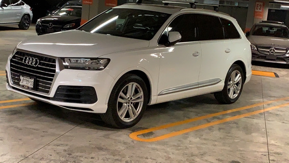 Audi Q7 S-line 3.0t Impecable (de Ejecutivo Multinacional)