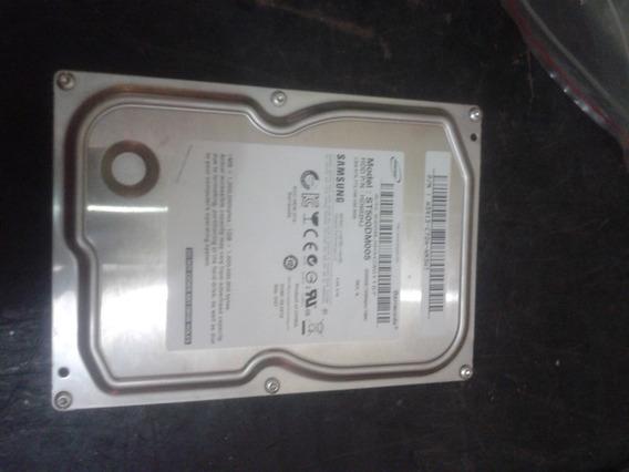Disco Duro 500gb Sata Samsung Para Pc