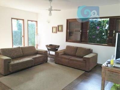 Casa À Venda No Condomínio Jardim Albamar, Praia De Pernambuco, Guarujá - Ca1441