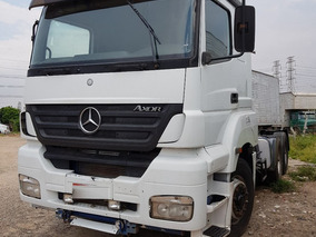 Mercedes-benz Mb 2644 6x4 2008 Teto Alto Financia 2646 2544