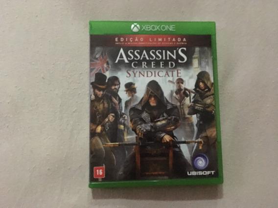 Assassins Creed Syndicate - Xbox One Impecável - V72