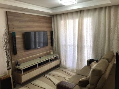 Apartamento Em Parque São Lucas, São Paulo/sp De 75m² 3 Quartos À Venda Por R$ 480.000,00 - Ap218808