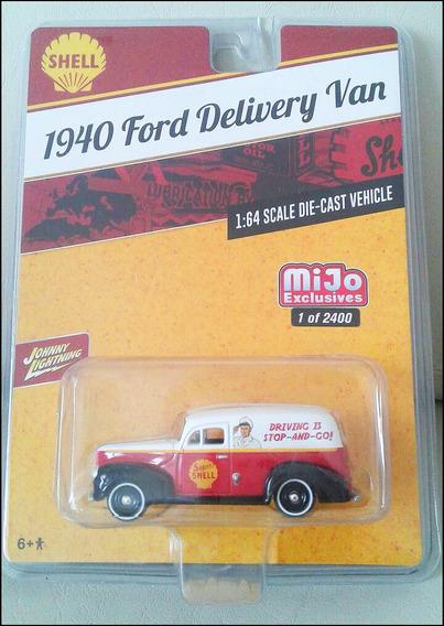 Ford Delivery Van 1940 Johnny Lightning 1/64 Hobbies
