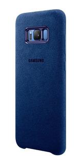 Capa Original Alcântara Samsung Galaxy S8 Plus