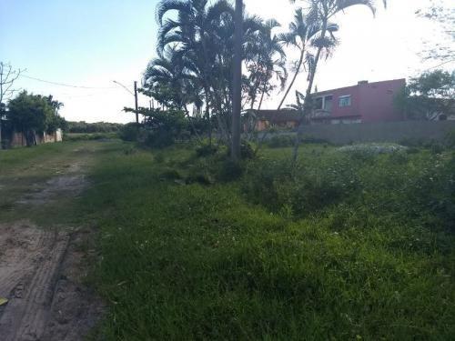 (ref: 3485) Terreno - Itanhaém/sp - Gaivota