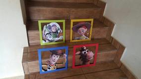 Quadros Toy Story Festa