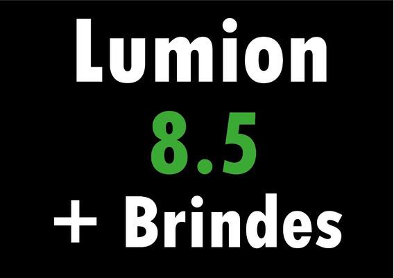 Lumion 8.5 + Brindes