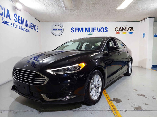 Imagen 1 de 15 de Ford Fusion 2020 4p Hev Se Luxury