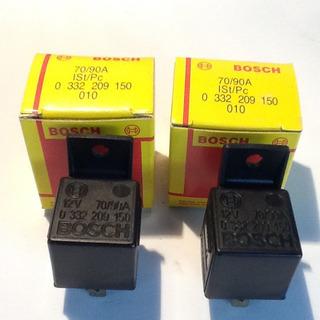 Rele 5 Patas Bosch 70/90 Made In Germany Precio 4 Piezas