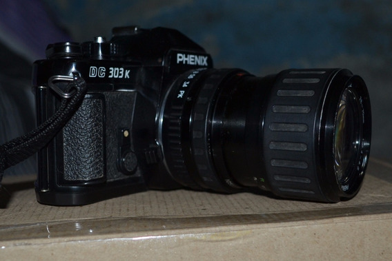 Camera Fotográfica Analógica Phenix Dc 303k