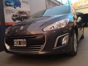 Peugeot 308 Active 1.6 Nafta 115cv 2013