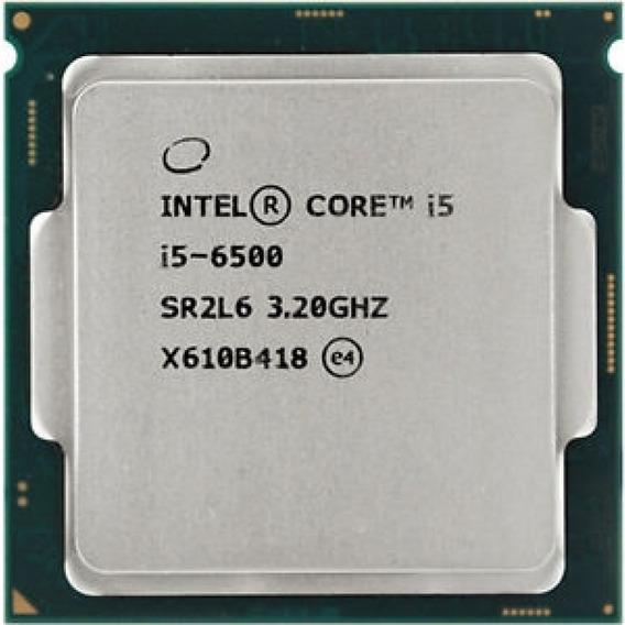 Processador Intel Core I5-6500 3.2ghz 1151 6ª Geração - O&m