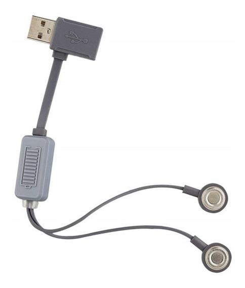 Carregador Usb Magnético P/ Bateria 18650 / 21700