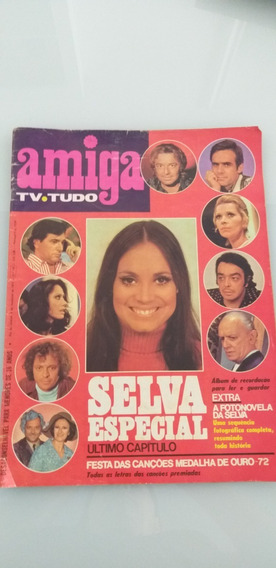 Revista Amiga Tv Tudo 142 - Selva De Pedra
