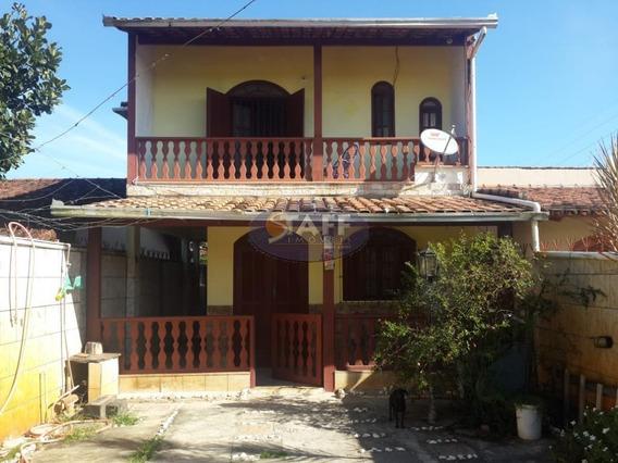 Casa Com 4 Dormitórios À Venda Por R$ 285.000 - Unamar - Cabo Frio/rj - Ca1156