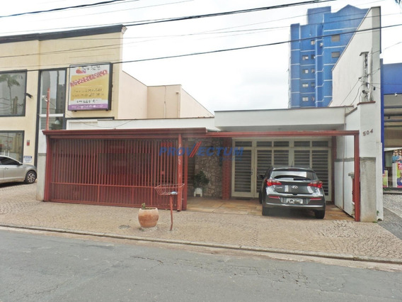 Casa Para Aluguel Em Cambuí - Ca276012