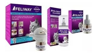 Feliway Difusor + Spray + Recarga