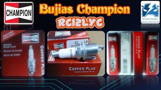 Bujia Champion 412 Modelo Rc12yc