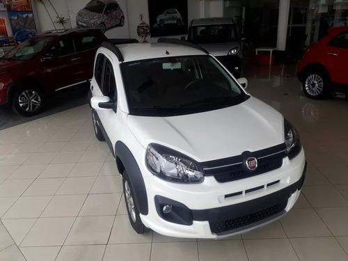 Fiat Uno Way 2021 Retira Con Tu Auto Usado O Anticipo  M*