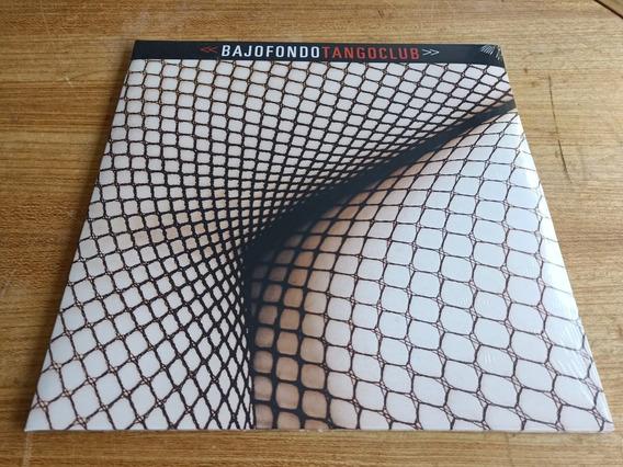 Bajofondo Tangoclub 2lps Importado Novo Lacrado