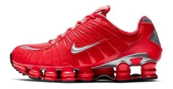 Tênis Nike Shox Tl 12 Molas Original Pronta Entrega Promoção