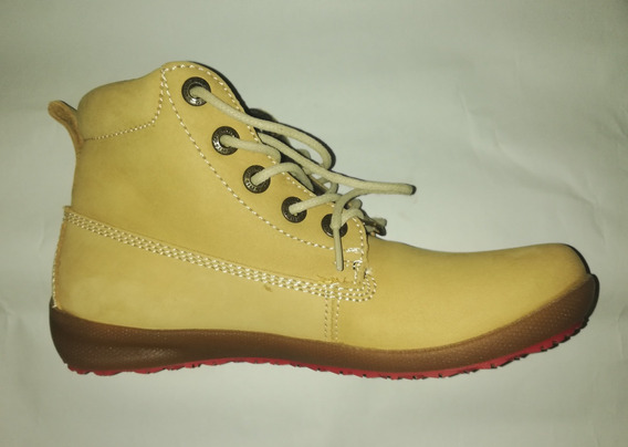 Botas Dama Color Miel