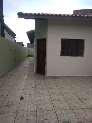 Ótima Casa No Jardim Laranjeiras, Em Itanhaém, Ref 4734