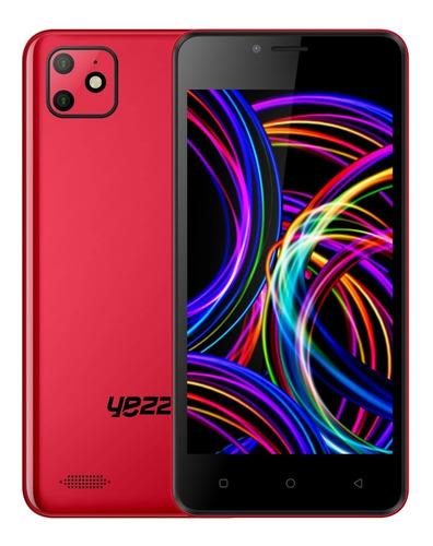 Celular Android Telefono Inteligente Yezz 4g Nuevo Tienda