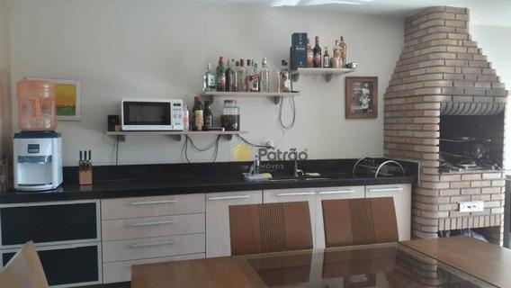 Casa Com 4 Dormitórios À Venda, 480 M² Por R$ 2.800.000 - Swiss Park - São Bernardo Do Campo/sp - Ca0281